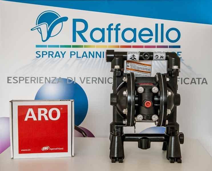 ARO e RSC Raffaello Spray Planning Experience