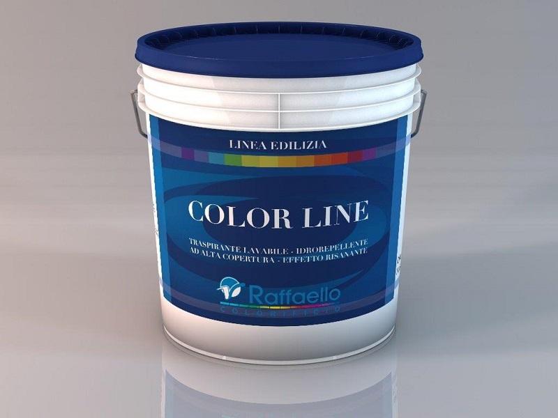 Color Line: prodotti del marchio RSC Raffaello