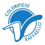logo RSC Raffaello colorificio ed edilizia, sede di Romano di Lombardia
