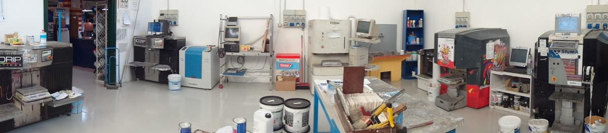 zona tintometri RSC Raffaello